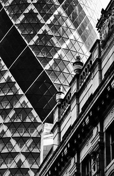 London-the-city-art
